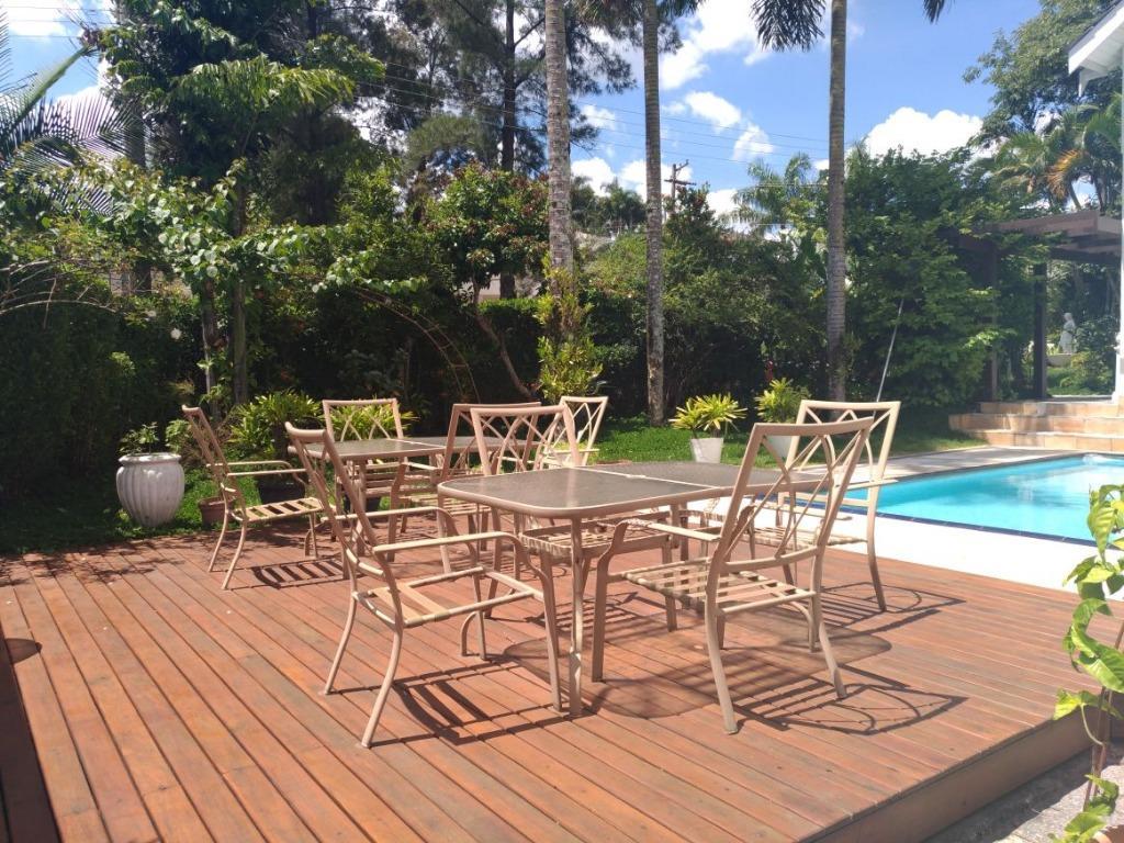 Casa residencial à venda, Residencial Dezoito do Forte (Alph...