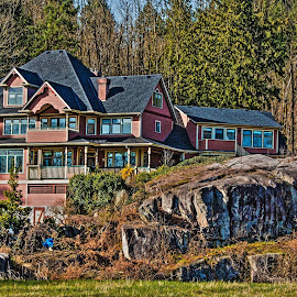 by Peter Murphy - Buildings & Architecture Homes (  )