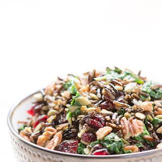 Pumpkin Rice Salad Recipes