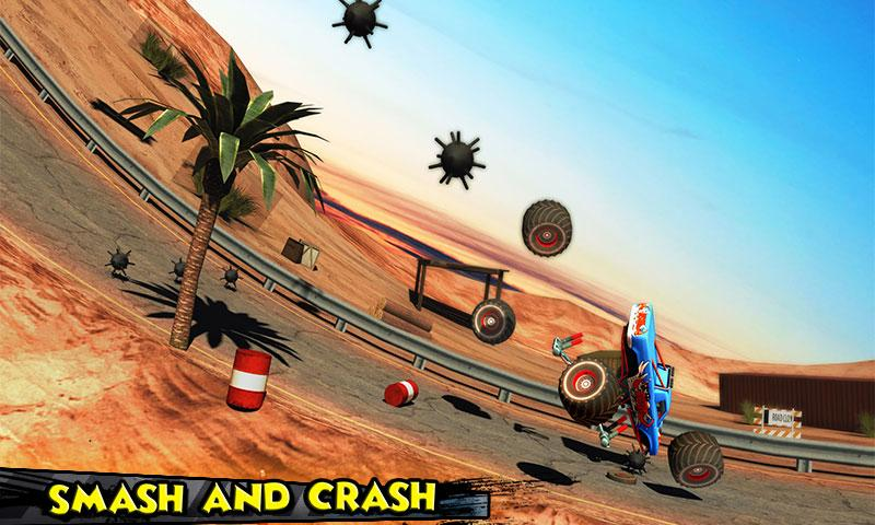 Monster Truck Rider 3D Screenshot 4