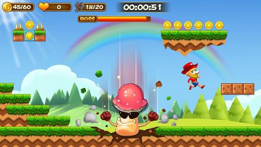 Super Adventure of Jabber screenshot 2