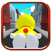 Free Download Yellow Doras Cat Copter 3D APK for Samsung