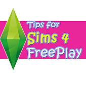 Tips for Sims 4 FreePlay Icon