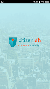 CitizenLab Mobile Demo - screenshot