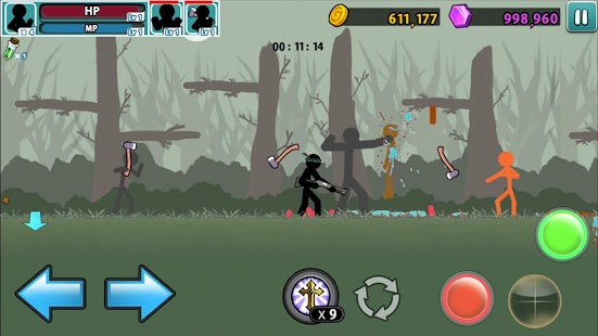 Game Anger of Stick 5 APK for Windows Phone