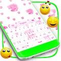 Pink Rose Keyboard APK for Ubuntu