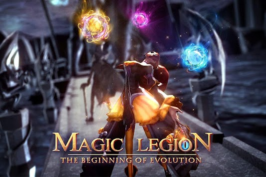 Magic Legion - Hero Legend APK screenshot thumbnail 1