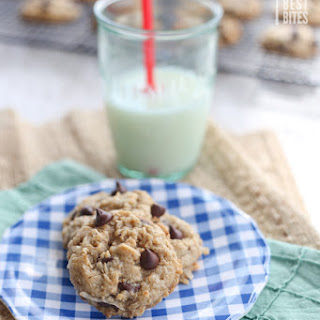 Coconut Chocolate Oatmeal Cookies