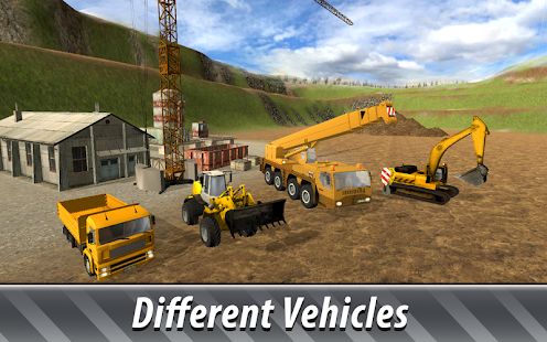 Game Construction Digger Simulator APK for Windows Phone