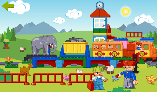 LEGO® DUPLO® Train APK Descargar