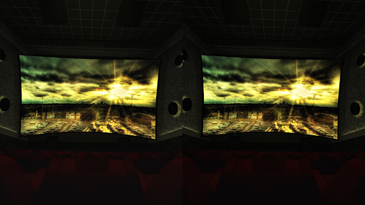 CINEVEO - 4D Movie Theater - screenshot