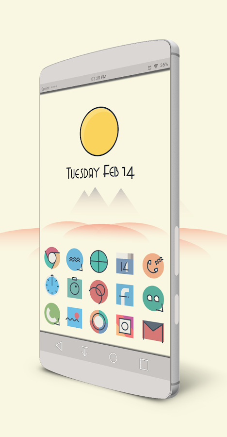 iJUK iCON pACK Screenshot 5
