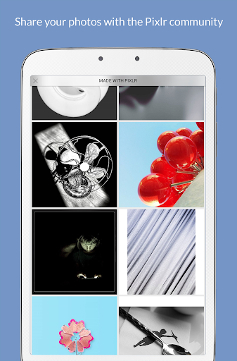 Pixlr – Free Photo Editor screenshot 10