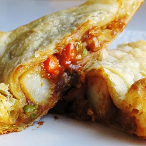 Japanese Curry Puffs