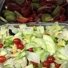 Garden salad has two gf dressings available. Homemade Italian and ranch.