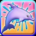 My Little Dolphin Swimmer APK for Bluestacks