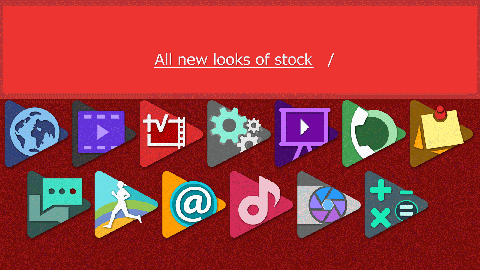Play Edition Icon pack Screenshot 3