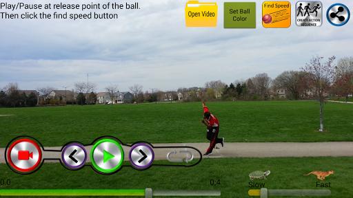 Ball Speed Pro - screenshot