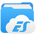 APK App ES File Explorer File Manager for BB, BlackBerry