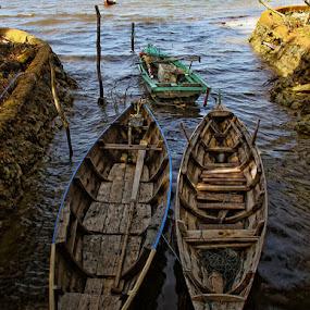 by Bram Antonius.T - Transportation Boats