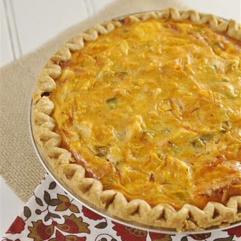 Enchilada Quiche