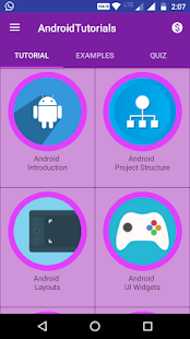 App Tutorials for Android:Examples APK for Kindle