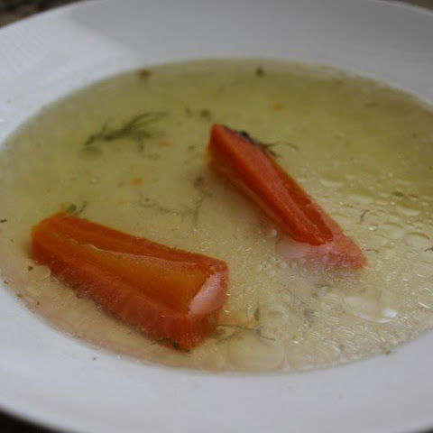 Low-FODMAP Chicken Soup