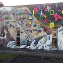 Not graffiti