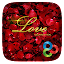 Free Download Rose Love GO Launcher Theme APK for Blackberry