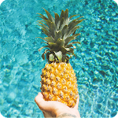 App AppLock Theme Pineapple APK for Windows Phone