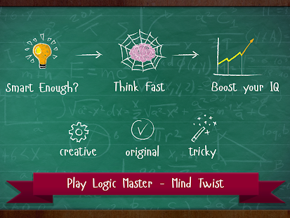 Game Logic Master 1 - Mind Twist apk for kindle fire