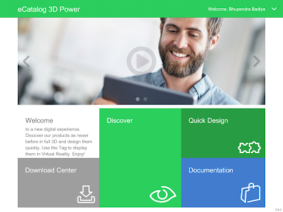 eCatalog 3D Power