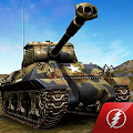Game Armored Aces - 3D Tank War Online apk for kindle fire