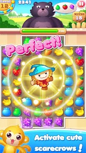 Fruit Bunny Mania- screenshot thumbnail