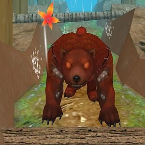 Temple Bear Run
