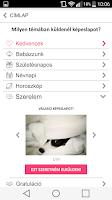 Screenshot of Nők Lapja Café