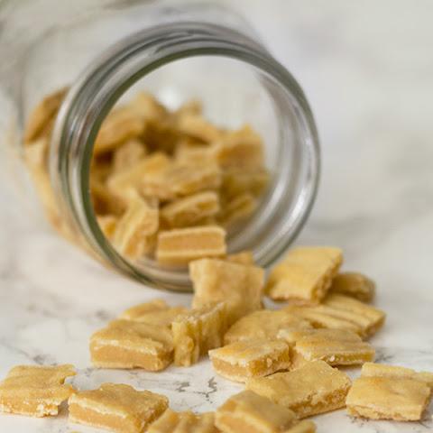 Homemade Peanut Butter Pumpkin Dog Treats Calorie