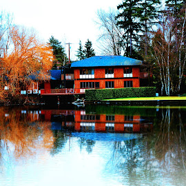 Scriber Lake Park by Naveed Hassan - City,  Street & Park  City Parks