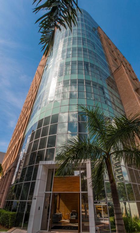 Flat residencial à venda, Cidade Monções, São Paulo.