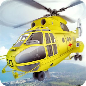 Helicopter Hill Rescue 2017 APK Cracked Download