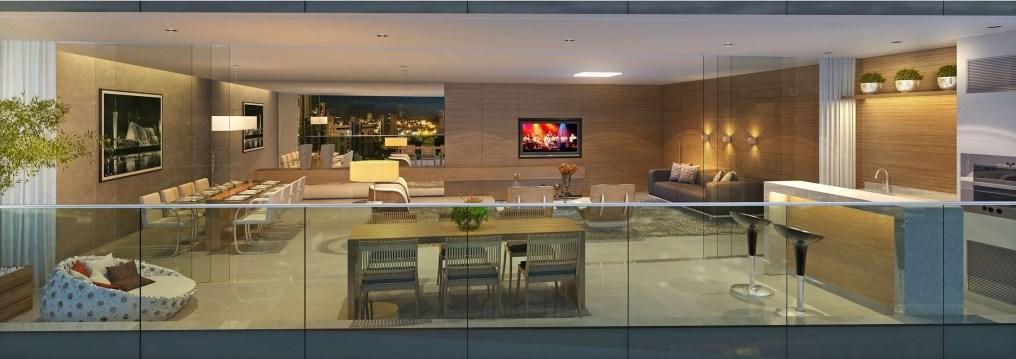 Apartamento 4 quartos à venda, Anchieta, Belo Horizonte.