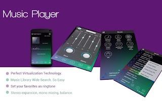 Screenshot of Music Mp3 Player