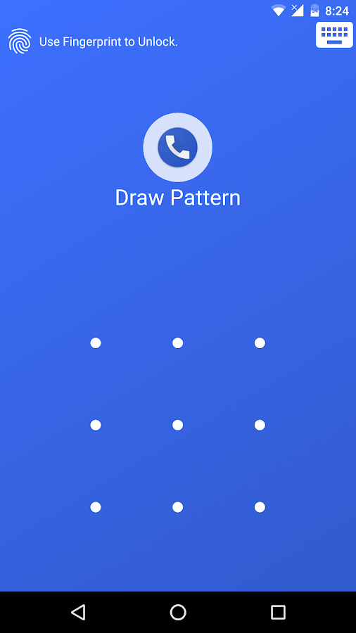 AppLock : Fingerprint & Pin Screenshot 1
