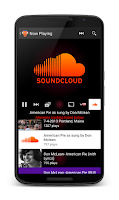 Screenshot of Radiodile- SoundCloud® Powered