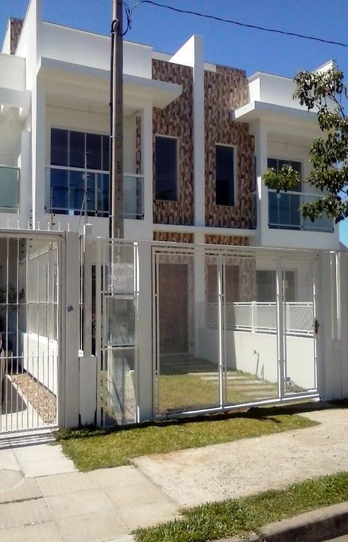 Casa 2 Dorm, Hípica Boulevard, Porto Alegre (SO0637)