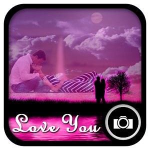 Love You Photo Frame