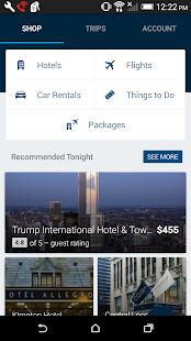 Orbitz - Flights, Hotels, Cars