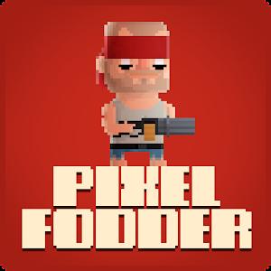 Cover art Pixel Fodder