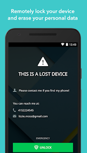 Lookout Security & Antivirus APK baixar