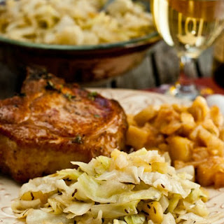 Cabbage Chicken And Apple Recipes